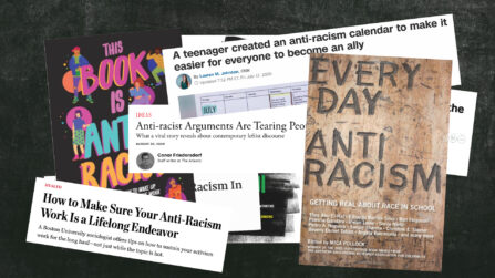 Image for Anti-Racist Education blog post