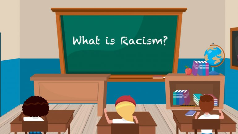 Image for Talking About Race blog post